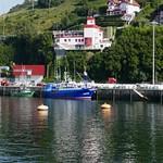 Couleurs portuaires, Bermeo, comarque de Busturialdea, Biscaye, Pays basque, Espagne. thumbnail
