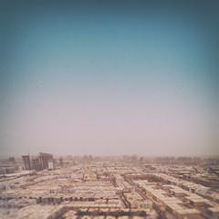 Opposite Dubai Squared (Packing-Light) Tags: dubai emirates middleeast oman omani uae city cityscape square