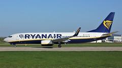 EI-FOZ (AnDyMHoLdEn) Tags: ryanair 737 egcc airport manchester manchesterairport 23l