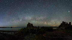 June Milky Way Rise (Jeffrey Sullivan) Tags: mono lake basin easternsierra leevining california united states usa monocounty landscape nature travel night photography canon eos 6d photo copyright 2018 jeff sullivan june milky way arch astrophotography stars