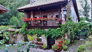 Bárcena Mayor. Posada La Franca. Cantabria