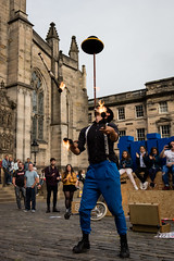 Edinburgh Festival Fringe 2018-197 (Philip Gillespie) Tags: edinburgh scotland festival fringe summer gardens sky sun clouds colours green yellow blue white black red purple orange pink water canon 5dsr photography color urban 2018 bright colourful wet outdoor outside people men women man woman kids children boys girls families crowds street performances acts comedians hoola hoop juggling fire flames eyes feet hands heads faces hair city centre royal mile castle tron joy pleasure happy happiness magic bubbles bursting magicians cabaret costumes makeup hats