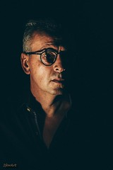 He seen by She ..6 (2forArt) Tags: studio shoot man portrait