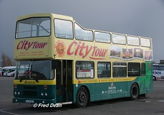 Dublin Bus RH87 (91D1087). (Fred Dean Jnr) Tags: dublin april2005 bstone broadstonedepotdublin broadstone buseireannbroadstonedepot dublincitytour dublinbus busathacliath leyland olympian alexander r rh87 91d1087