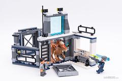 REVIEW LEGO 75927 Stygimoloch Breakout (hello_bricks) Tags: review lego 75927 stygimoloch breakout jurassicworld dinosaur dinosaure
