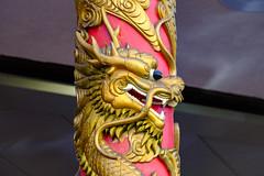 Chinatown Lamppost Detail (Luke Robinson) Tags: 2018 california sanfrancisco summer unitedstates us chinatown