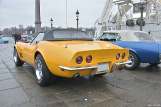 1969 Chevrolet Corvette Stingray cabriolet