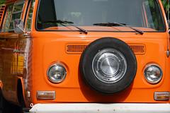 Orangina (emerge13) Tags: vw volkswagen vehicles vintage classiccars vwtype2 vwcamper vwwestfalia vwwestfaliacampmobile 1969westfaliacampmobile orange saariysqualitypictures