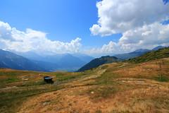 Near the Aletsch Glacier, Riederalp (Victo-photo) Tags: switzerland swiss landscape glacier 瑞士 beautiful