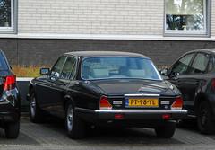 1986 Jaguar XJ6 4.2 Sovereign (Series III) (rvandermaar) Tags: 1986 jaguar xj6 42 sovereign seriesiii xj jaguarxj6 jaguarxj sidecode4 pt98yl