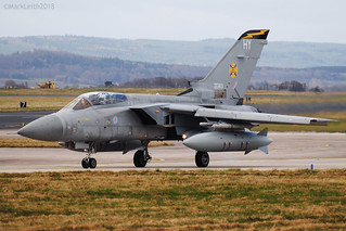 Royal Air Force, Tornado F3, ZE163 / HY.