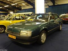 1985 Renault 25 GTX (peterolthof) Tags: oldtimerbeurs leek peterolthof 51pgs8