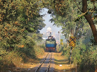 Gwalior Light Railway (GLR)