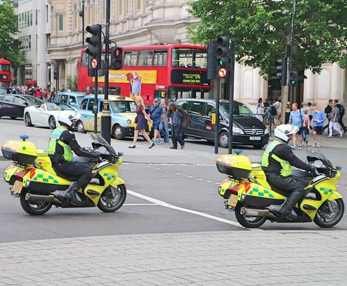 London Ambulance Service NHS Trust - LJ58OFH & LJ58OFW