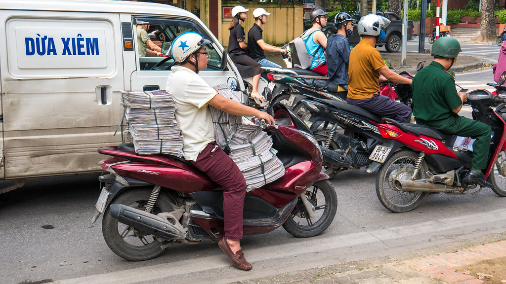 The World's Best Photos of newspaper and vietnam - Flickr