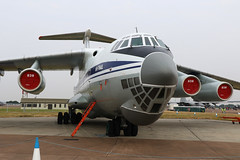 Ukrainian AF Il-76MD (joolsgriff) Tags: ilyushin il76md 78820 ukrainianairforce royalinternationalairtattoo riat 2018 riat2018 raffairford