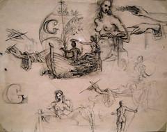 Gala Dalí (wsrmatre) Tags: art arte oiloncanvas dalí gala figures figueras ampurdán mnac