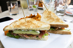 La Casa Sena's BLTA (Bill in DC) Tags: nm newmexico 2018 food santafe lacasasena