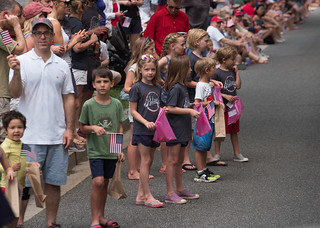 July 4, 2018 Palisades 4th of July Parade