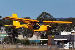 24-8517 A-22 Aeroprakt Valor-Foxbat (ASEL) 29R YSBK-3548 (A u s s i e P o m m) Tags: aeroprakt foxbat bwu ysbk bankstownairport bankstownaerodrome bankstown condellpark newsouthwales australia au
