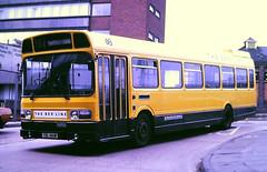 Slide 120-04 (Steve Guess) Tags: reading berkshire england gb uk bus beeline alder valley north leyland tbl166m