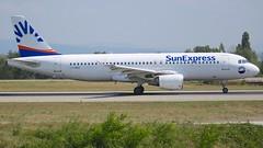 LY-NVZ (Breitling Jet Team) Tags: lynvz avion express euroairport bsl mlh basel flughafen lfsb sunexpress
