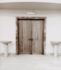 La chiesa di Sassi (TO) (Emanuele Joshua Sottile) Tags: sabi sabbia blackandwhite bnw bianco cattolico preghiera torino church chiesa