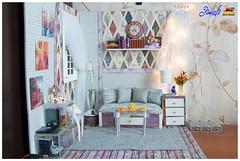 Room_07 (pro_natali) Tags: doll room diorama barbie
