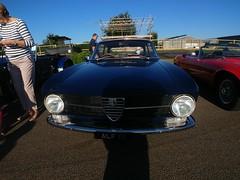 Alfa Romeo GT 300 Junior 1971, Classic Car Sunday, Goodwood Breakfast Club (f1jherbert) Tags: lgg6 lgelectronicslgh870 lgelectronics lg g6 lgh870 electronics h870 goodwoodbreakfastclub classic car goodwood breakfast club