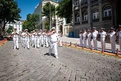 180813-N-WO404-178 (CNE CNA C6F) Tags: usnavy viceadmlisafranchetti varna bulgaria us6thfleet mc2jonathannelson readyforces blacksea usscarney