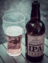 Glass of Republic IPA (4.2%) Potton Micro Brewery (Potton - Bedfordshire -UK) (Film Effect) Olympus OM-D EM1-II & M.Zuiko 12-40mm f2.8 Pro Zoom (1 of 1) (markdbaynham) Tags: beer drink microbrewery pottonbrewery ale cerveza birra craftbeer potton uk glass bottle bottleofbeer olympus olympusomd olympusem1 em1 em1ii em1mk2 csc evil mirrorless microfourthird microfourthirds micro43 mzd zd mz zuikolic mzuiko 1240mm f28 prozoom olympusprolens olympuspro m43 m43rd micro43rd