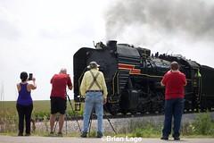 IAIS 6988 4 (eslade4) Tags: iais iowainterstaterailroad iais6988 steam iais703 gp382 mitchellville fundraiser passengercars 2102