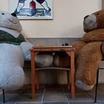 Teddybären beim Schachspiel thumbnail