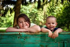 Sweet Kids (Lebemitgott) Tags: kreative fotografie photoshop fotograf 500px happy summer kids girl boy sweet kinder glücklich junge mädchen kindheit дети девочка мальчик прицеп счастье детство