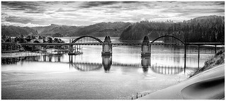 Siuslaw Bridge at Florence