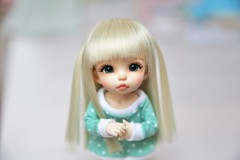 Hikari ♥ (SunShineRu) Tags: pukifee pkf tiny bjd ball jointed doll dolls fairyland ante cute kawaii
