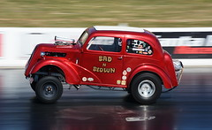 Gasser_1887 (Fast an' Bulbous) Tags: santapod dragstalgia racecar motorsport fast speed power acceleration car vehicle automobile outdoor nikon