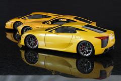 6U8A3378 (Alex_sz1996) Tags: autoart 118 lexus lfa hot wheels elite ferrari f12 berlinetta lamborghini gallardo lp5604