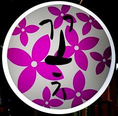 SEOUL SIGN (patrick555666751 THANKS FOR 5 000 000 VIEWS) Tags: seoulsign seoul sign fleuriste korea south coree du sud asie asia typographie typography lettre letter lettering enseigne patrick555666751 patrick55566675 florist nuit noche night notte