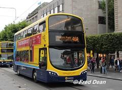 Dublin Bus SG332 (172D22753). (Fred Dean Jnr) Tags: dublin july2018 dbrook dublinbus busathacliath dublinbusyellowbluelivery volvo b5tl wright eclipse gemini gemini2 dublinbusroute46a sg332 172d22753 oconnellstreetdublin gemini3 wrightbus