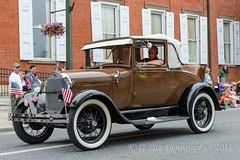 Ford Convertible (kevnkc2) Tags: stdntsdoncooper lightroom pennsylvania spring nikon d610 chambersburg franklin county memorialday parade tamron 2470mmg2 sp2470mmf28divcusdg2a032