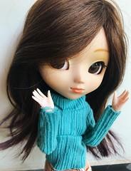 ally - pullip nina (angelwxngs) Tags: planning jun junplanning ally obitsu nina doll pullip