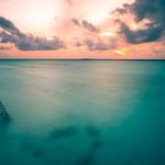 The Sunset - Maldives - Seascape photography thumbnail