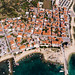 Aerial photo of Ouranoupoli, Greece