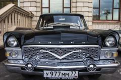 Retro car show (o.shenko) Tags: car auto retro moscow show