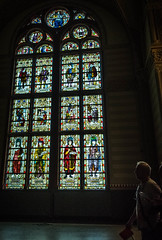 Rijksmuseum Stained Glass Window (shiftdnb) Tags: nikond3s hdr summer netherlands d3s museum rijksmuseum holland fx eurotrip nikonfx europe amsterdam nikon