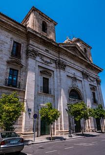 Temple Church ( Temple Plaza - Valencia) (Panasonic  LX100 Lumix Compact) (1 of 1)