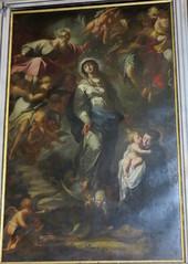 20170525 Italie Gênes - L'Eglise de Jésus-010 (anhndee) Tags: italie italy italia gênes genova church église eglise peintre peinture painting painter