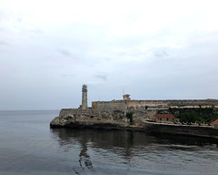 Havana Cuba 2018 - 8 (Marion J. Ross) Tags: 2018 cuba farocastillodelmorro havana morrocastle cameraphone iphone iphone8plus lighthouse water lahabana cu