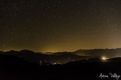 Nit d'estrelles (Antoni.Vallejo) Tags: andorra landscape panorama mountain montagna trekking nature natura cielo clouds nuvole summer walk raw nikon lights paesaggio land landschaft europe green blue flowers road art new nikkor wonderful natur amateur paisaje montaña tamronaf18270mmf3563
